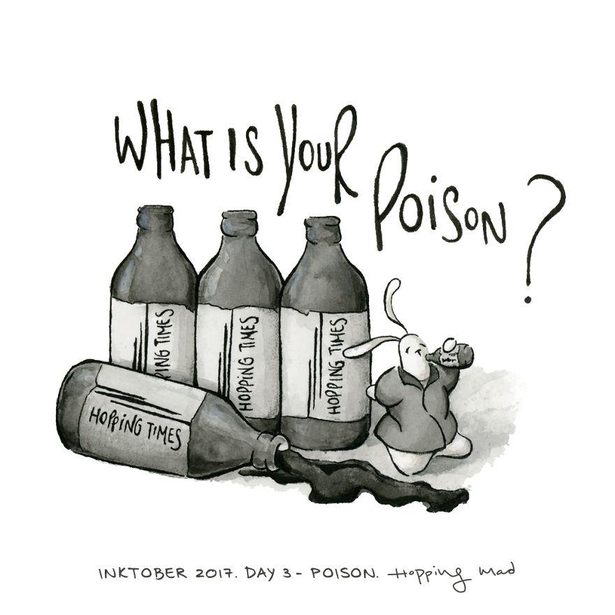Day 3 - Poison