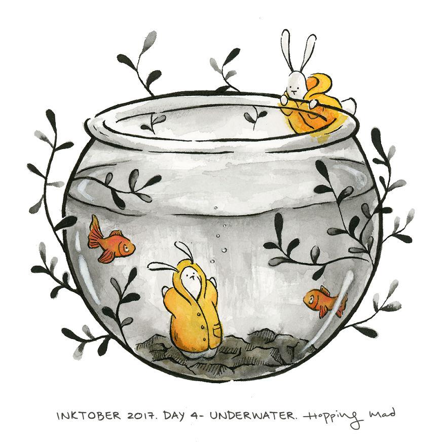 Day 4 - Underwater