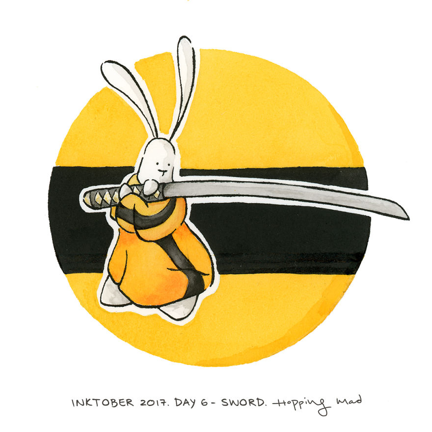 Day 6 - Sword