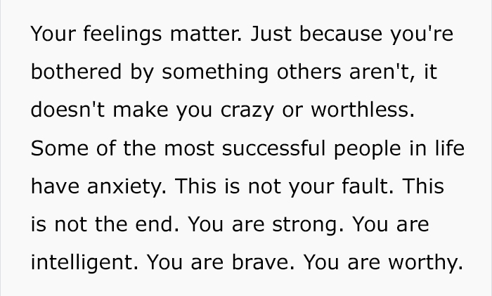 Can anxiety make you crazy