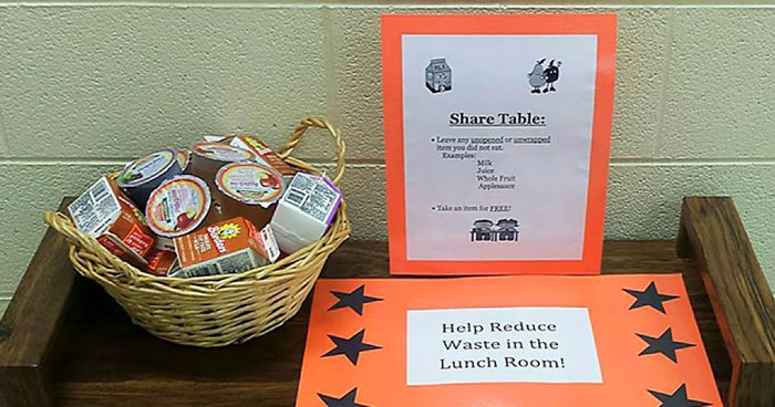 This Elementary School Lunch Program Is Something Every School Should Implement