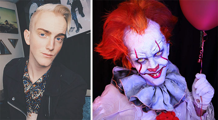 Makeup Artist Turns Himself Into Famous Characters And The Result Will Blow Your Mind