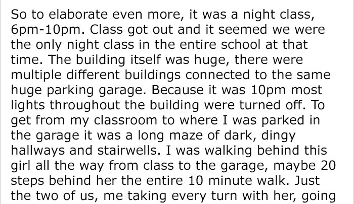 man-accidentally-scared-girl-night-school-3