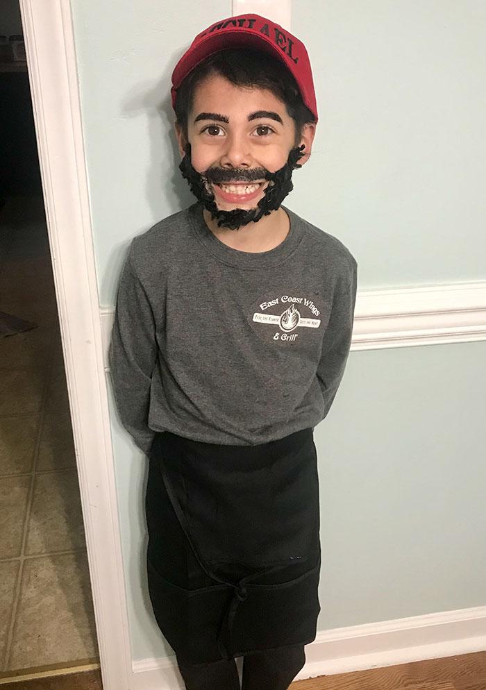 mother-proud-son-halloween-costume-dad-1