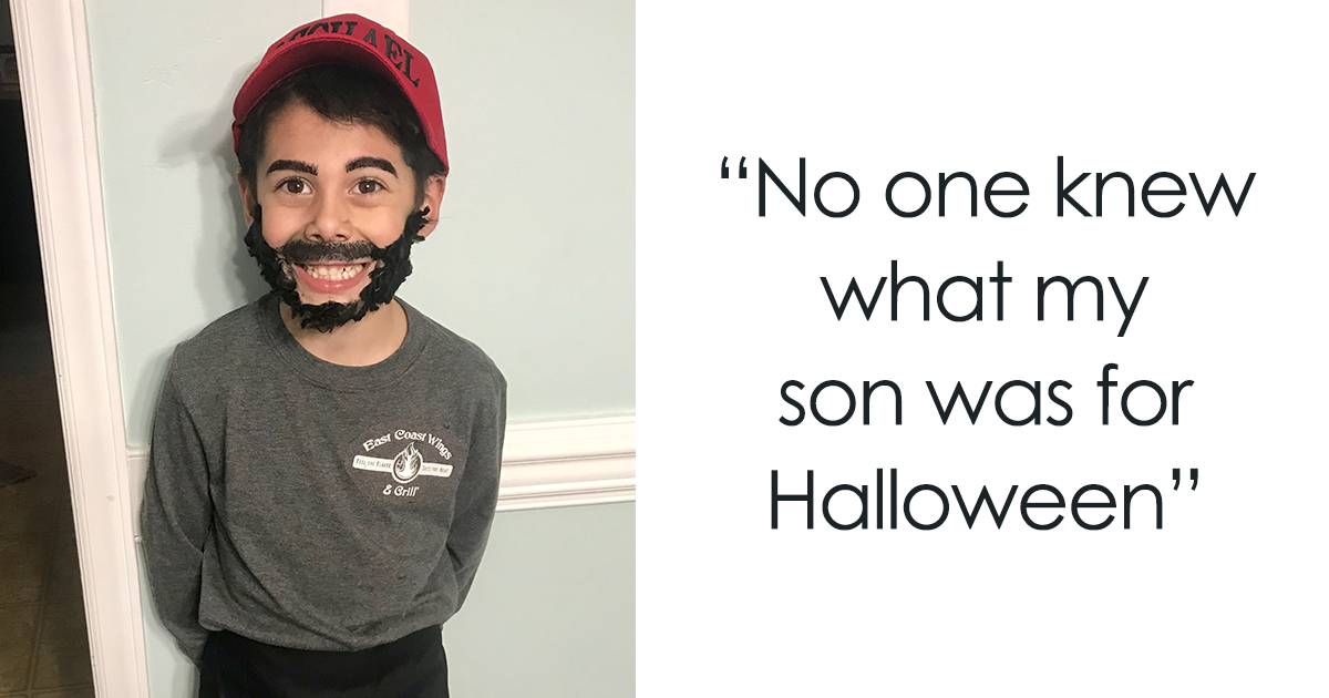 Parents Get Surprised By Their Kid's Halloween Costume Idea, And Now Everyone Is Crying