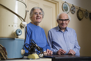 This Elderly Couple Bought Their Household Appliances In 1950s, 50 Years Later They Still Work!