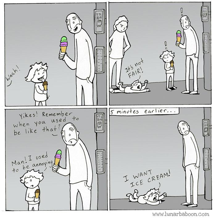 Family Life Comics