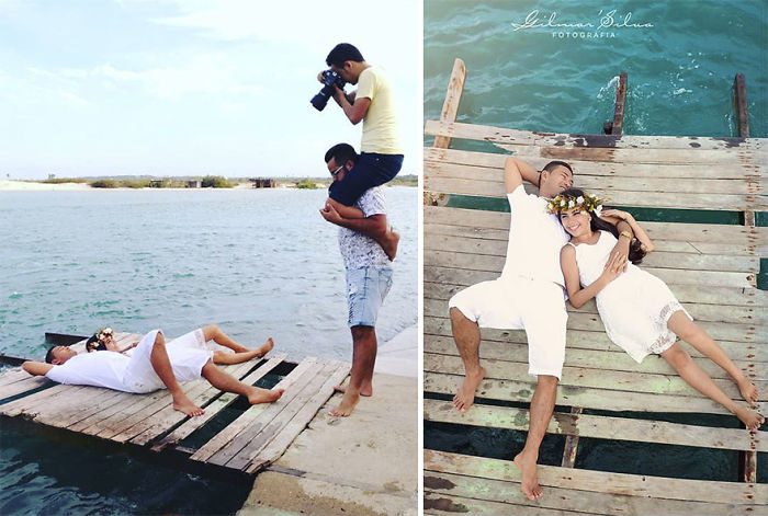 Photographer Exposes The 'Truth' Behind Professional Portraits, And It's Pretty Cringeworthy