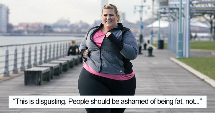f3cd4ff3edb Plus-Size Model Gets Fat-Shamed For Her Photo In Active Wear