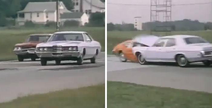 Car Crash Experiment