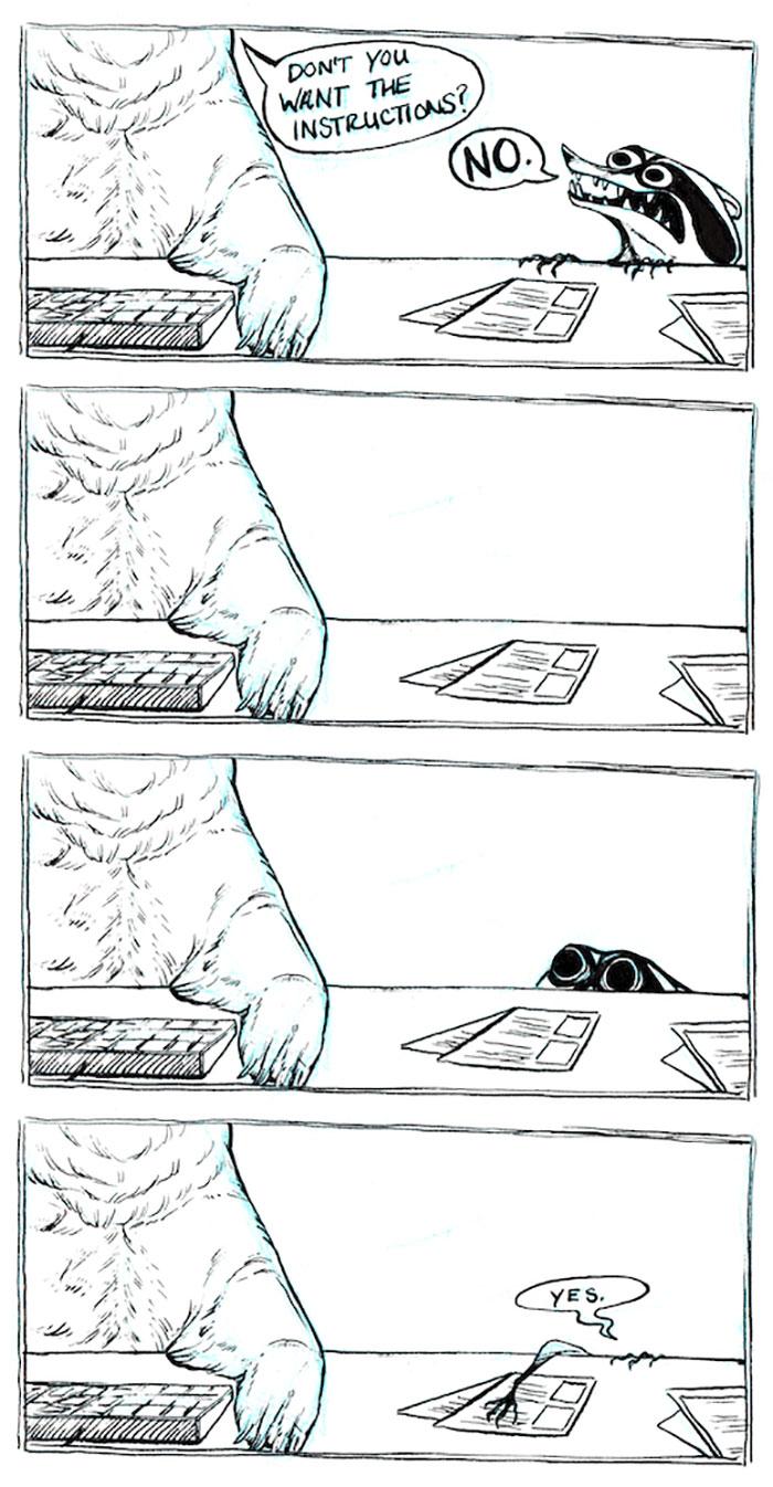 Coon Comic