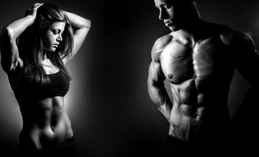 MUSCLE BUILDER bodybuilding magazine/ARNOLD SCHWARZENEGGER 8-73