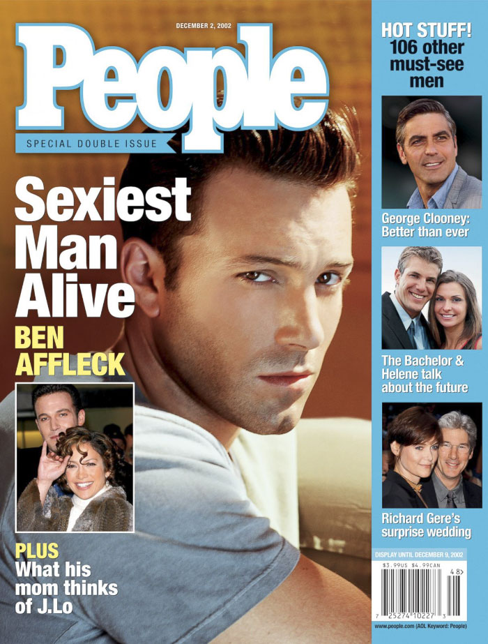 People magazine s list of sexiest women