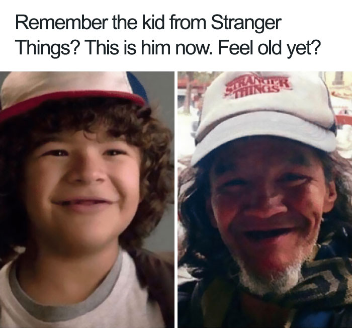 Stranger Things Meme