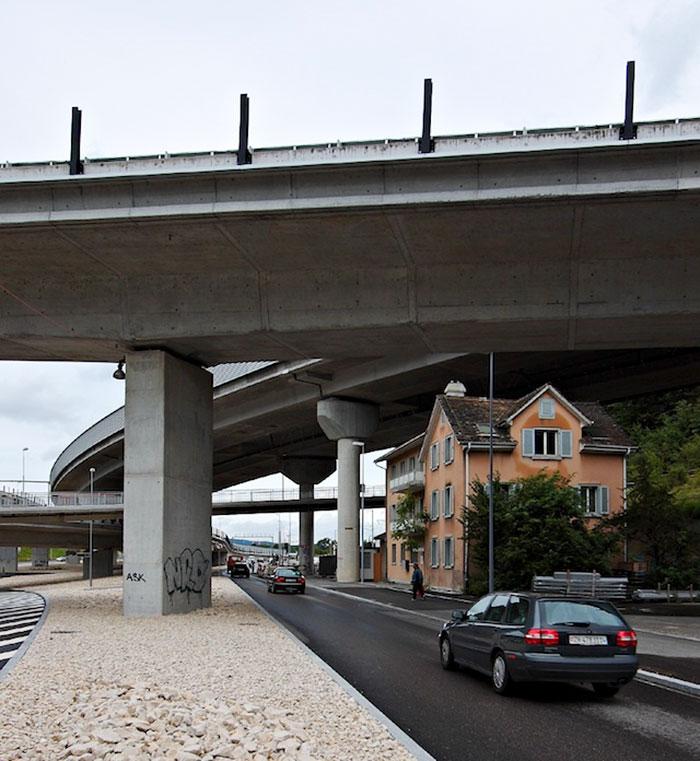 Living Under A Bridge