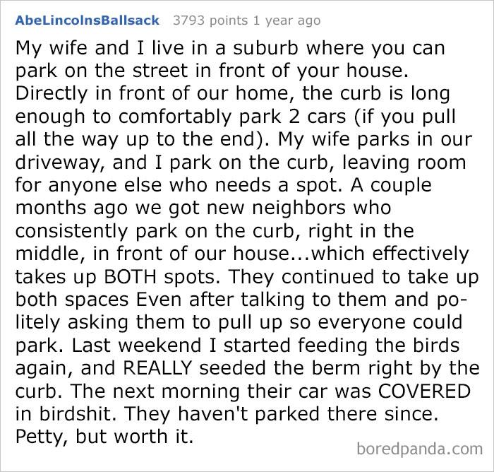 Park Like An Asshole? Enjoy The Car Wash