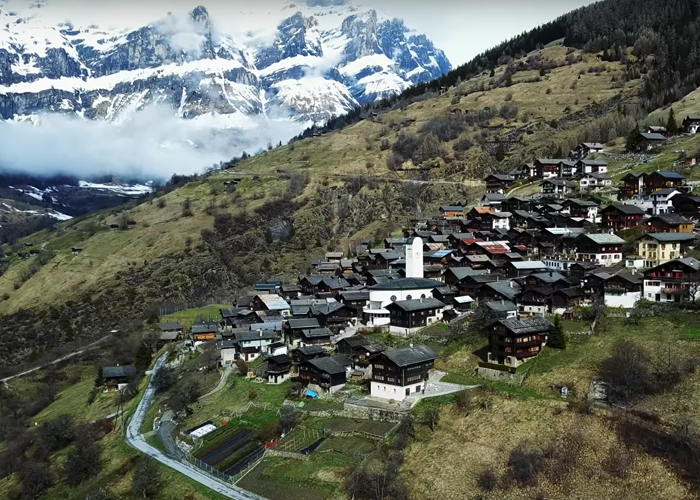 Swiss Village To Give $70,000 To Families Willing To Move In, And Here's How Life Looks There