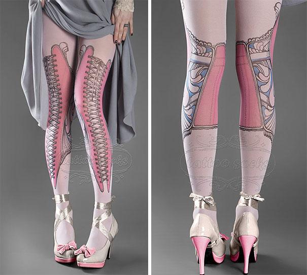 Tattoo Socks