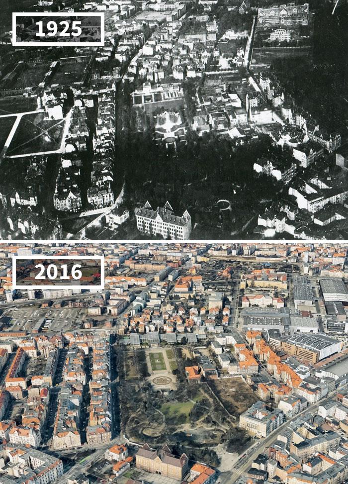 Poznań, Poland, 1925 - 2016
