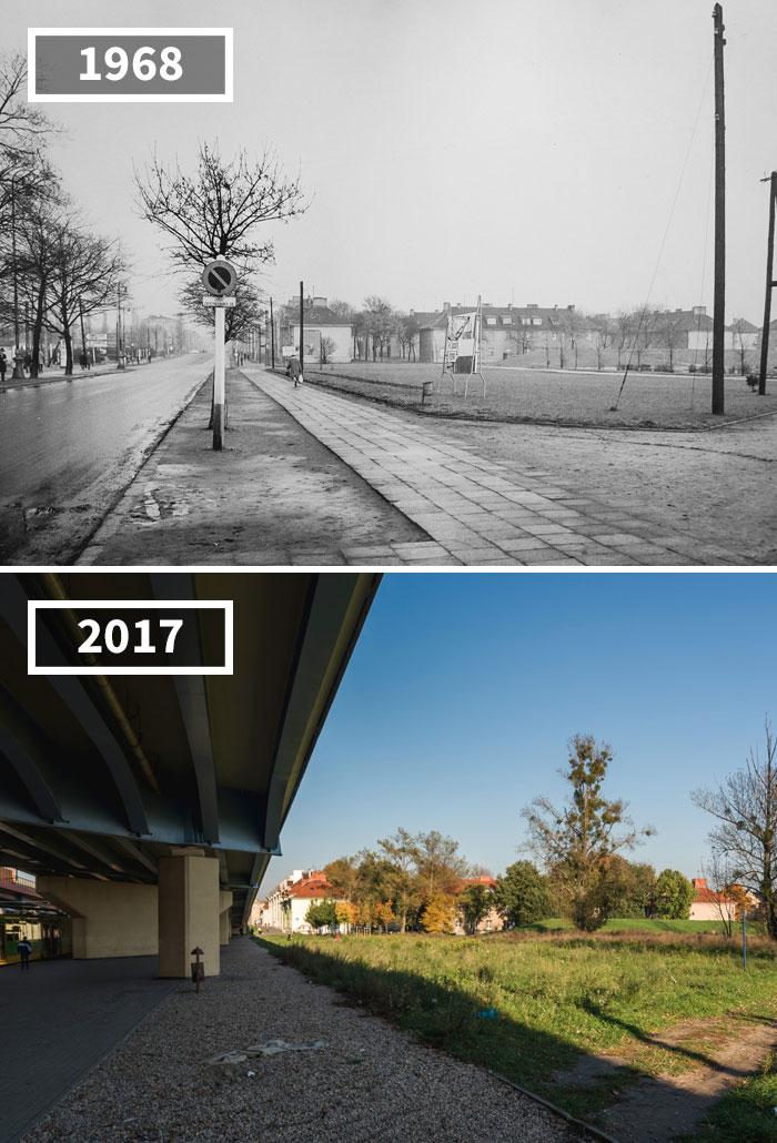 Poznań, Poland, 1968 - 2017