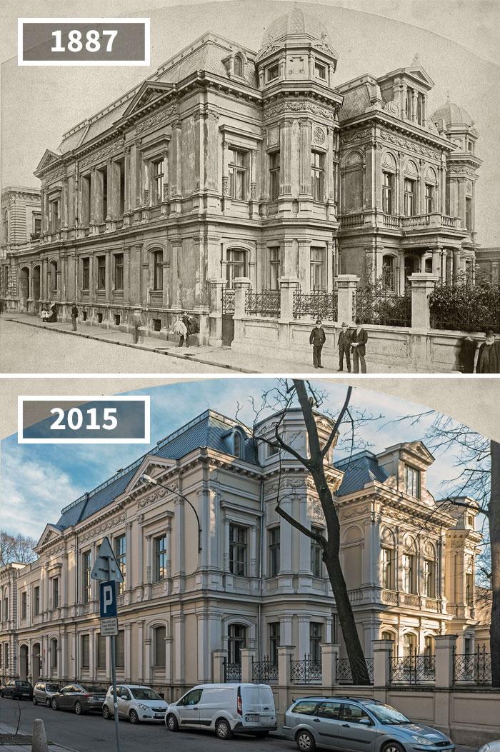 Łódź, Poland, 1887 - 2015