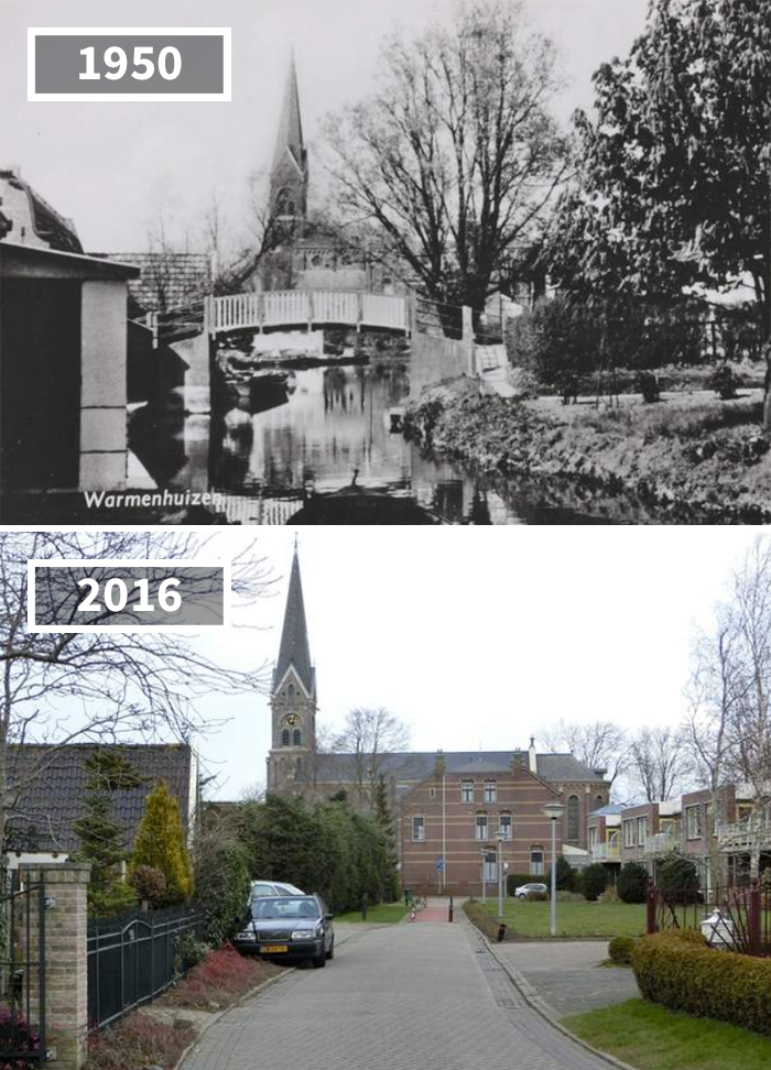 Warmenhuizen, Holland, 1950 - 2016