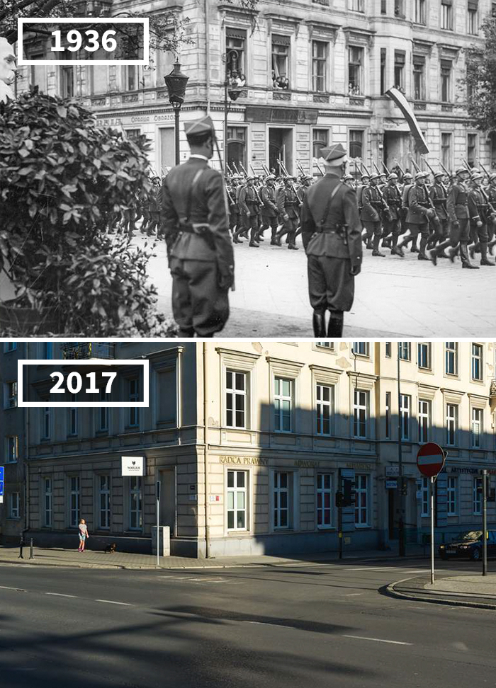 Near Poznań, Poland, 1936 - 2017