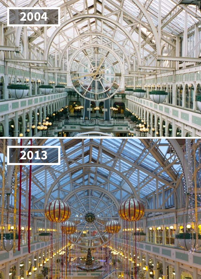 St. Stephen's Green Shopping Centre, Ireland, 2004 - 2013