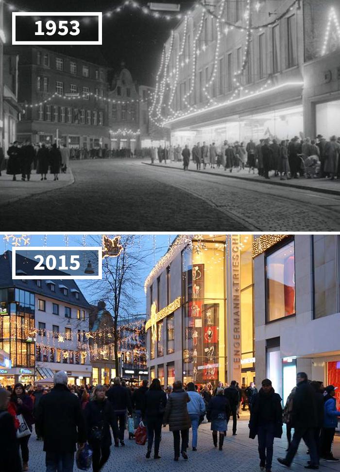 Osnabrück, Germany, 1953 - 2015