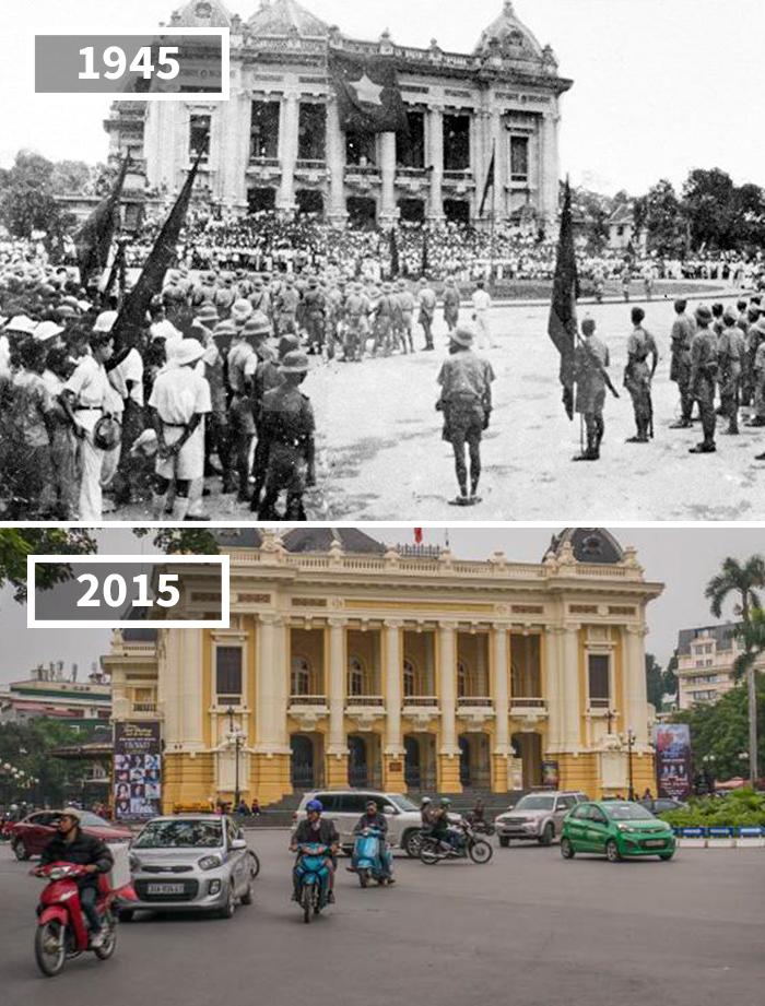 Opera Hanoi, Hanoi, Vietnam, 1945 - 2015