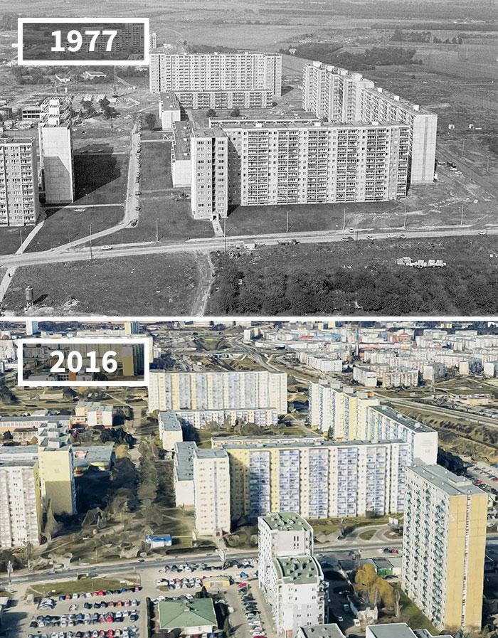 Poznań, Poland, 1977- 2016