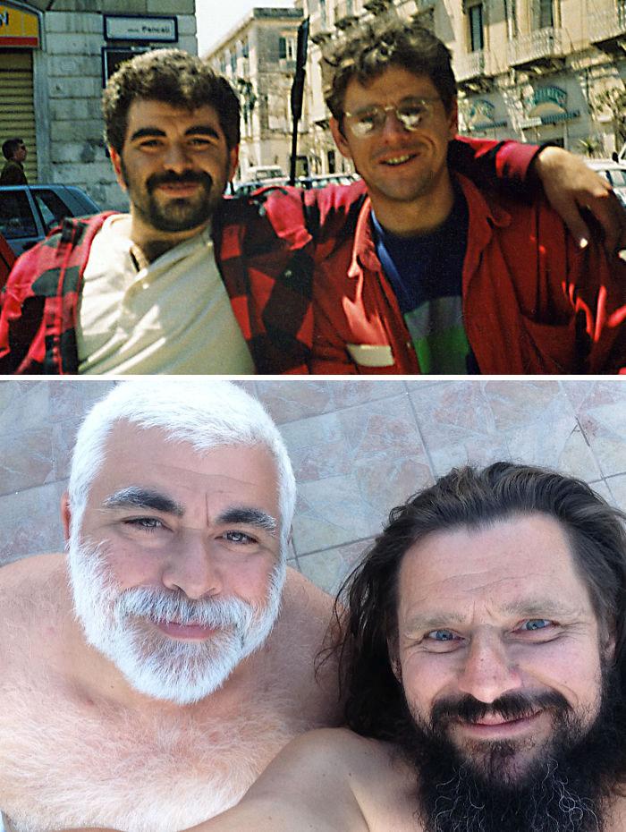Dark And Light. 28 Years Later White And Dark