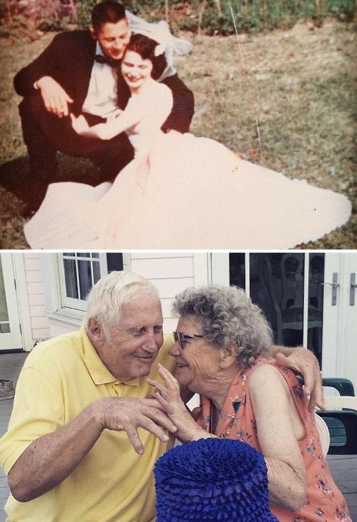 My Grandparents, 60 Years