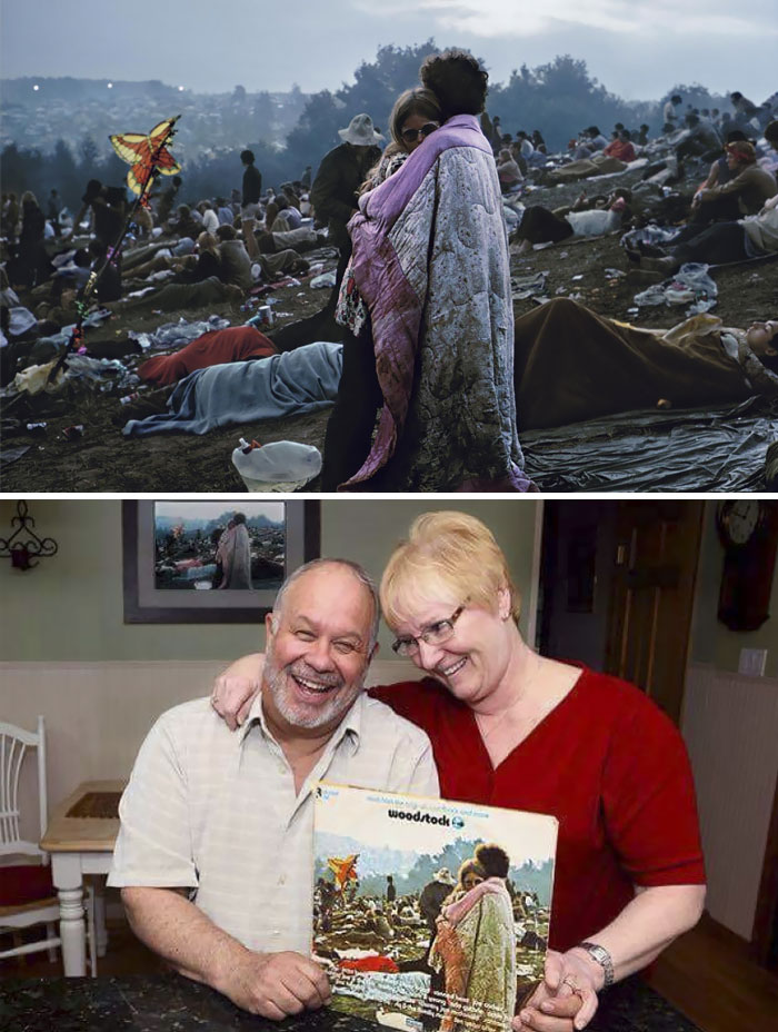 The Couple From The Woodstock Album Cover Is Still Together 46 Years Later