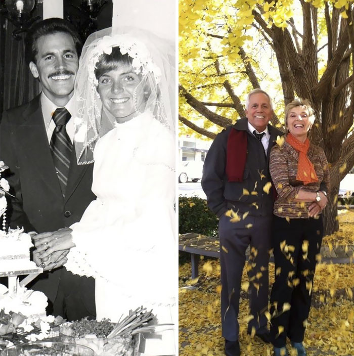 Married 8 Months After Meeting, Still Married 40 Years Today