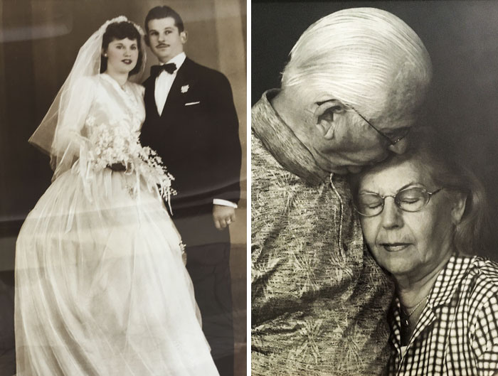 This Couple Passed Away Holding Hands After 69 Years Of Marriage
