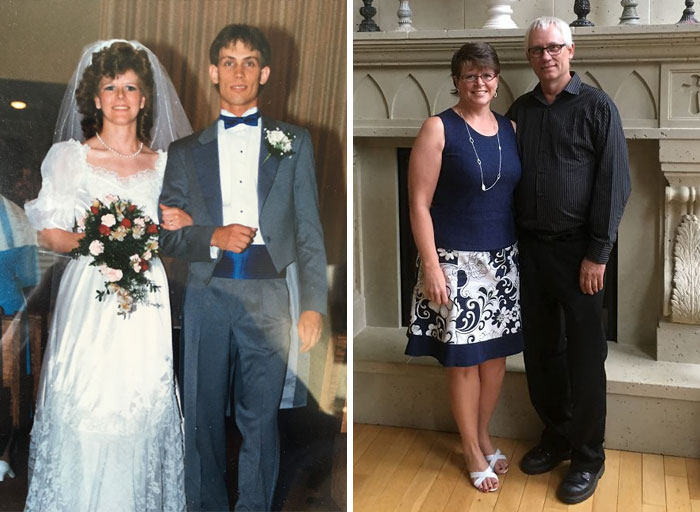 Met In 1983. Dated 4 Years. Celebrated 30 Years Marriage This Past June