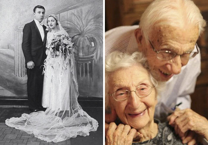 Couple Married For 81 Years