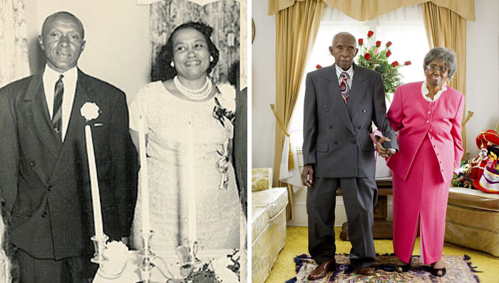 Herbert And Zelmyra Fisher Would Have Celebrated Their 87th Year Of Marriage On May 13, 2011, But Mr. Fisher Passed Away On February 27, 2011 At The Age Of 105. In 2008 They Were Recognised As The Oldest Living Couple