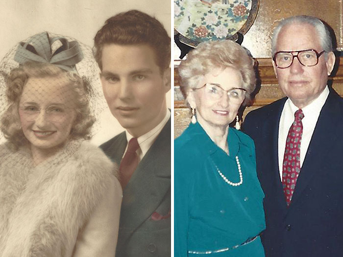After Spending 74 Years Together Leonard And Hazel Cherry Passed Away Within Hours Of Each Other