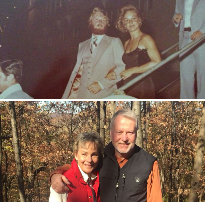 From Honeymoon To 4 Children And 6 Grandchildren – It's Been A Wonderful First 39 Years!