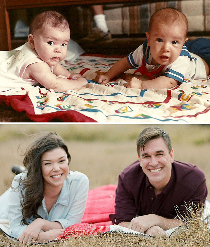 Aubrey And Mike Were Born Only 11 Days Apart In 1989. They Started Dating In 2012, And Got Married In July, 2015