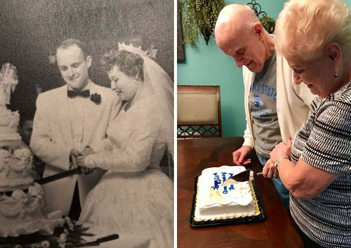 My Parents Married 60 Years Ago