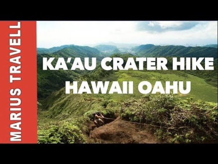Extreme Kaau Crater Hike – Honolulu, Oahu, Hawaii