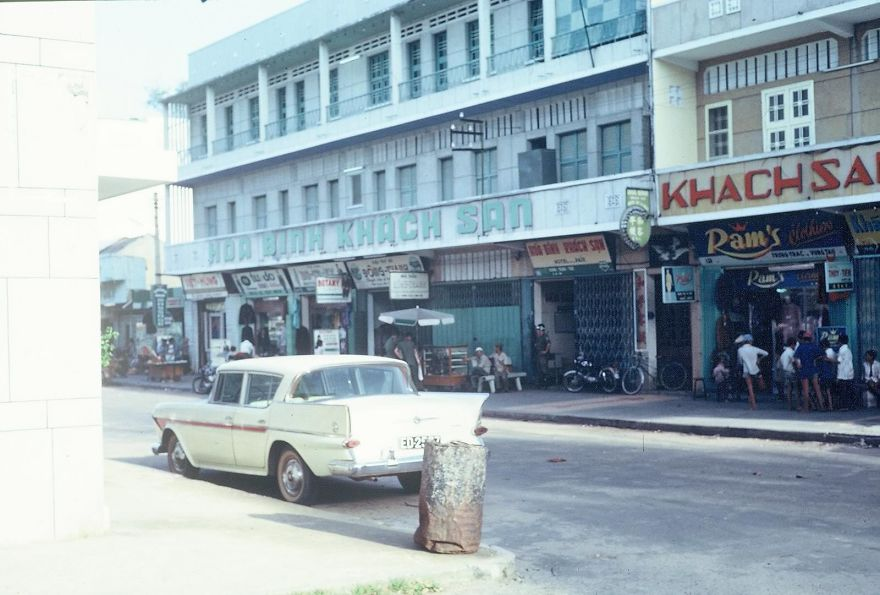Photos Of Vung Tau During Vietnam War