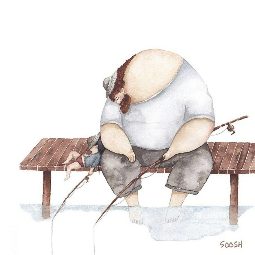 5 Am Fishing