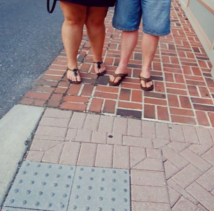 Five Years Ago We Asked A Woman On The Streets Of Lewes, Delaware, To Take A Photo Of Us. Time Flies When You No Longer Rely On Strangers To Take Your Photos