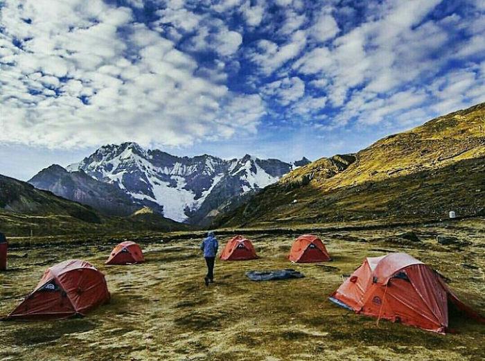 Ausangate Trek + Rainbow Mountain 3 Days / 2 Nights