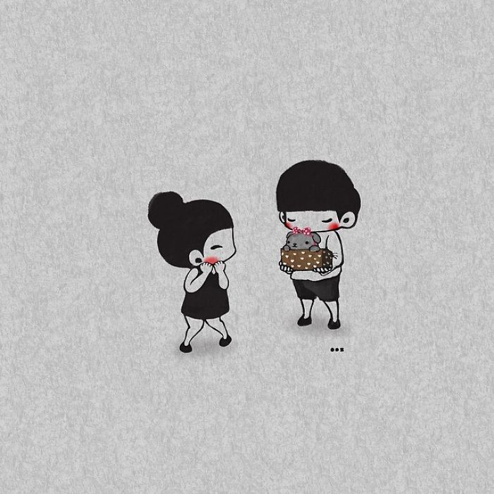 Couple-Illustrations-Soso-Haru-Yungjuju