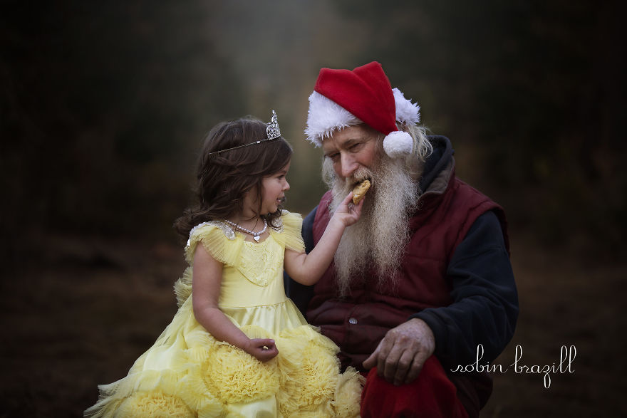 The Day We Met The Real Santa Claus